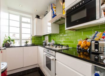 Thumbnail 1 bed flat to rent in Dumbarton Court, Brixton Hill
