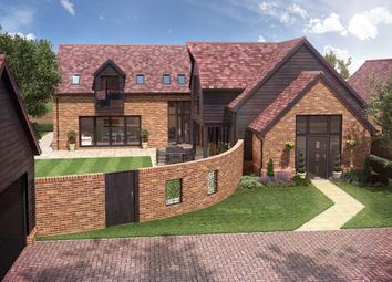 Thumbnail 5 bed detached house for sale in Gables Grange, Northill Meadows, Ickwell Road, Northill