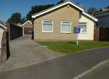 Thumbnail 2 bedroom detached bungalow for sale in Bassett Road, Sully, Penarth