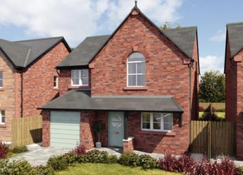 Thumbnail 4 bed detached house for sale in Plot 10 (Detached House), Thornedge Development, Station Road, Cumwhinton
