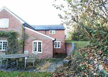 Thumbnail 1 bedroom semi-detached house to rent in Frogs Hole, Newbury Road, Kingsclere, Newbury