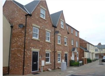 Thumbnail 3 bed town house for sale in Nine Riggs Square, Birstall, Leicester