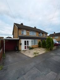Thumbnail 3 bed semi-detached house for sale in Balladine Road, Anstey, Leicester