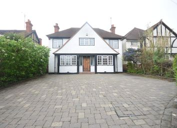 Thumbnail 4 bed detached house to rent in Pound Lane, Sonning, Reading