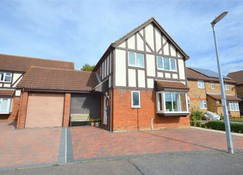 Thumbnail 4 bedroom detached house for sale in Kestrel Close, Hartford, Huntingdon, Cambridgeshire