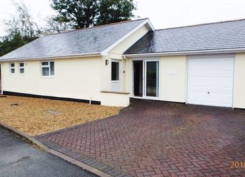 Thumbnail 2 bedroom detached bungalow to rent in Llanbedr