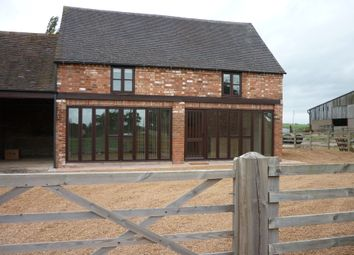 Thumbnail 3 bed farmhouse to rent in Watery Lane, Sheepy Magna
