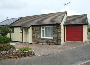 Thumbnail 1 bed bungalow for sale in Bodmin, Cornwall, England