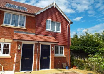 Thumbnail 2 bed semi-detached house to rent in Carrington Place, Hailsham