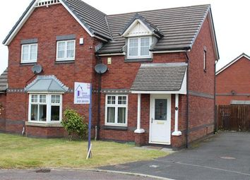 Thumbnail 2 bed semi-detached house for sale in Bellis Grove, Kirkby, Liverpool