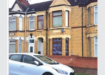Thumbnail 3 bed terraced house for sale in Brindley Street, Hull