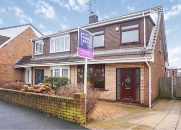 3 bed semi-detached house for sale in Markfield Crescent, St. Helens WA11