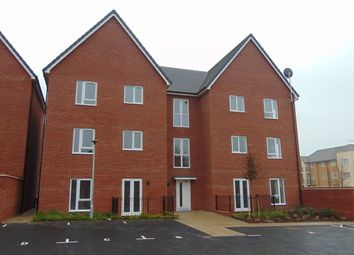 Thumbnail 2 bed flat to rent in Laurens Van Der Post Way, Ashford