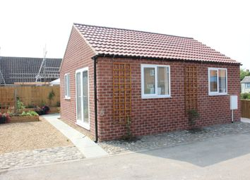 Thumbnail 1 bed detached bungalow for sale in Central Avenue, Easingwold, York, York