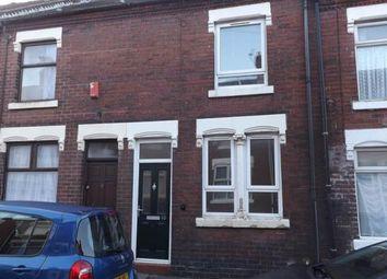 Thumbnail 2 bedroom terraced house for sale in Crystal Street, Cobridge, Stoke-On-Trent