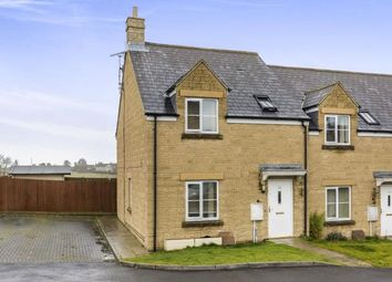Thumbnail 3 bed end terrace house for sale in Knottes Close, Winchcombe, Cheltenham, Gloucestershire