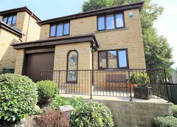 Thumbnail 4 bedroom detached house for sale in Birks Road, Longwood, Huddersfield