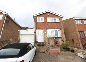 Thumbnail 3 bed detached house for sale in Hollybank Drive, Sheffield