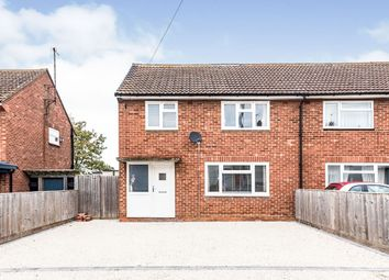 3 bed semi-detached house for sale in Wilding Road, Wallingford OX10