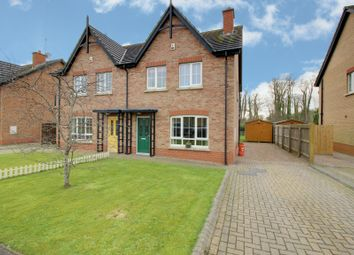 Thumbnail 3 bedroom semi-detached house for sale in Bartleys Wood, Ballywalter