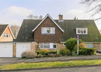 Thumbnail 4 bed detached house for sale in The Ridings, Epsom, Surrey