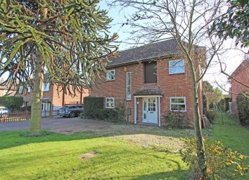 Thumbnail 4 bedroom detached house for sale in Mill Drove, Bourne