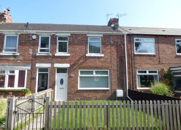 Thumbnail 3 bed terraced house to rent in Park Road, Ashington
