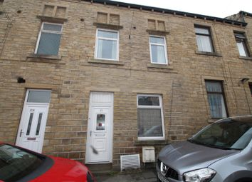 Thumbnail 3 bed terraced house for sale in Bay Hall Common Road, Birkby, Huddersfield, West Yorkshire