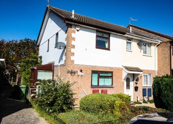 Thumbnail 2 bedroom terraced house for sale in No Onward Chain, Sanderling Close, Garage