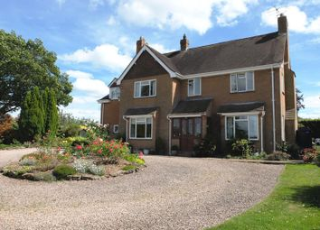 Thumbnail 4 bed detached house for sale in Bridges House, Marcle Road, Kempley, Dymock, Gloucestershire
