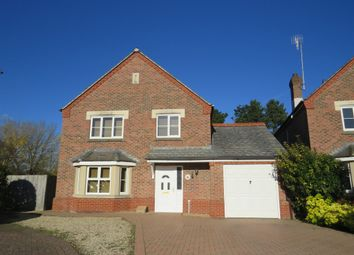 Thumbnail 4 bed detached house for sale in Deer Way, Horsham