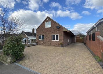 Thumbnail 4 bed detached house for sale in Strettea Lane, Higham, Alfreton