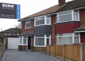 Thumbnail 3 bed semi-detached house for sale in St Austell Drive, Heald Green, Heald Green