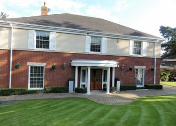 Thumbnail 4 bed detached house for sale in Blue Cedars Drive, Bretby, Burton-On-Trent