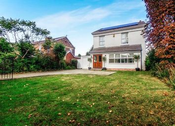 Thumbnail 4 bed detached house for sale in Ryeground, Formby, Merseyside, Uk