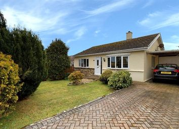 Thumbnail 3 bed detached bungalow for sale in Polmeor Close, Carbis Bay