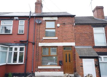 Thumbnail 2 bed terraced house for sale in Mount View Road, Norton Lees, Sheffield
