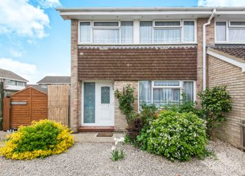 Thumbnail 3 bed semi-detached house for sale in Foxcroft Drive, Holbury, Southampton