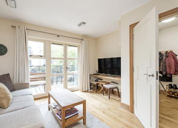 Thumbnail 2 bed flat for sale in Chancellors Wharf, Crisp Road, London