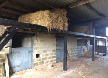 Thumbnail Commercial property for sale in Woodhouse Green Farm, Rushton Spencer, Cheshire