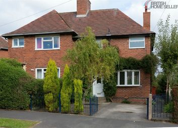 Thumbnail 2 bed semi-detached house for sale in Bramley Road, Marsh Lane, Sheffield, Derbyshire