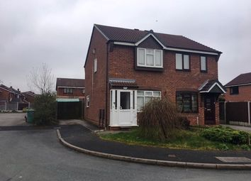 Thumbnail 2 bed semi-detached house to rent in Patriot Close, Walsall