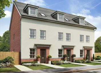 """Thumbnail 3 bedroom semi-detached house for sale in """"Norbury"""" at Shipbrook Road, Rudheath, Northwich"""