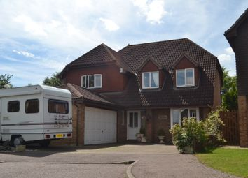 Thumbnail 4 bedroom detached house for sale in The Larches, Doddington