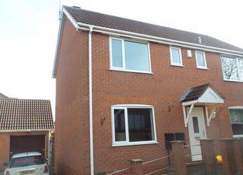Thumbnail 4 bedroom detached house to rent in Burwell Reach, Orton Longueville, Peterborough