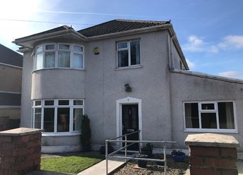 Thumbnail 3 bed detached house for sale in Park Place, Beaufort, Ebbw Vale