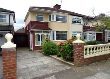 Thumbnail 3 bed semi-detached house for sale in Kingsway, Huyton, Liverpool