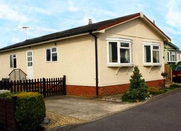 Thumbnail 1 bed mobile/park home for sale in Chapel Farm Mobile Home Park, Guildford Road, Normandy, Guildford