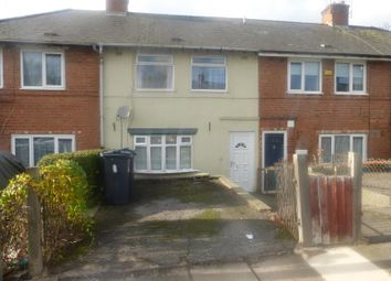 Thumbnail 3 bed terraced house to rent in Dolphin Lane, Acocks Green, Birmingham