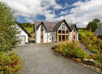 Thumbnail 5 bedroom detached house for sale in Rowangarth, Donavourd, Pitlochry, Perthshire